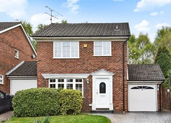 Thumbnail 3 bed detached house to rent in Marshwood Road, Lightwater