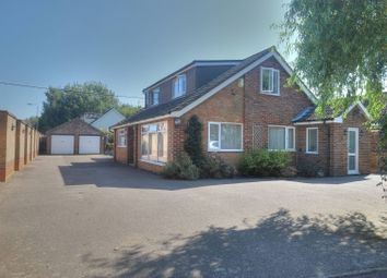 Thumbnail 4 bed detached house for sale in Green Lane West, Rackheath, Norwich