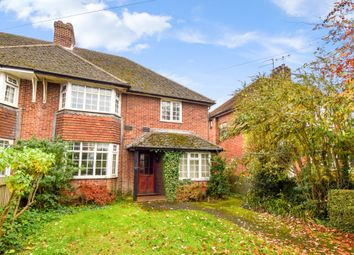 Thumbnail 4 bed semi-detached house for sale in St. Johns Road, Newbury