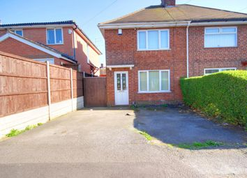 Thumbnail 2 bed semi-detached house to rent in Ravenswood Road, Arnold, Nottingham