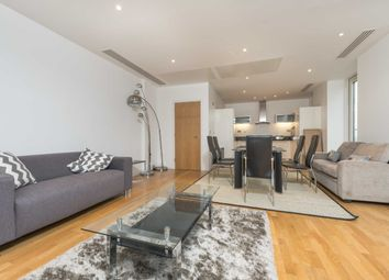 Thumbnail 2 bedroom flat to rent in Ability Place, 37 Millharbour, London