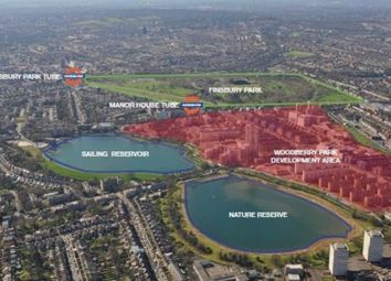 Thumbnail Studio for sale in Odell House, Woodberry Down, Woodberry Grove