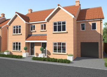 Thumbnail 4 bed semi-detached house for sale in Woodside, Hull