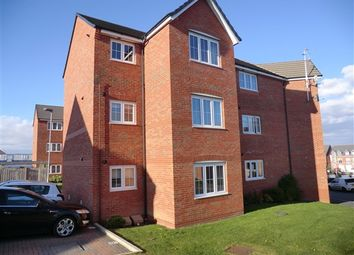 Thumbnail 2 bed flat for sale in Turnstone Court, Morecambe