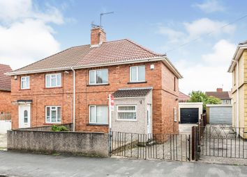 Thumbnail 3 bed semi-detached house for sale in Lisburn Road, Knowle, Bristol