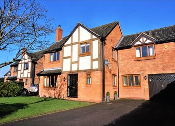 Thumbnail 5 bed detached house for sale in Woodlands Close, Withington, Shrewsbury
