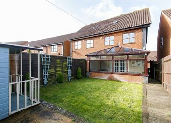 Thumbnail 3 bed semi-detached house for sale in Deacon Place, Middleton, Milton Keynes