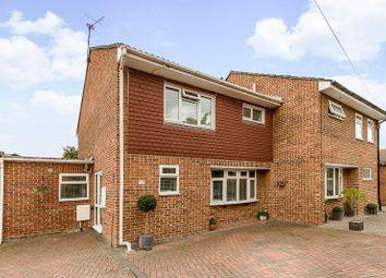 Thumbnail 4 bed semi-detached house for sale in Saracen Close, Croydon