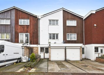 Thumbnail 3 bed terraced house for sale in Devenay Road, London