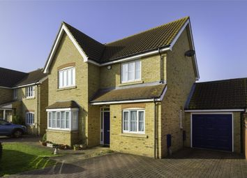 Thumbnail 4 bed detached house for sale in Cormorant Way, Beltinge, Herne Bay