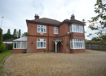 Thumbnail 5 bed detached house for sale in Yarmouth Road, North Walsham