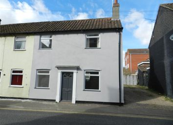 Thumbnail 2 bedroom semi-detached house for sale in Queens Road, Fakenham