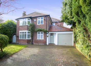 Thumbnail 4 bed detached house for sale in Croft Road, Wilmslow, Cheshire