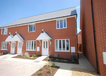 Thumbnail 2 bed semi-detached house for sale in Keepers Street, Broughton, Aylesbury, Buckinghamshire