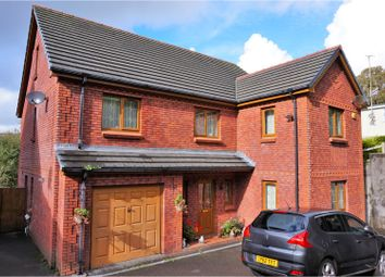 Thumbnail 6 bedroom detached house for sale in Salem Road, Morriston