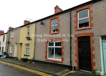 Thumbnail 4 bed terraced house for sale in Harcourt Street, Ebbw Vale, Blaenau Gwent.