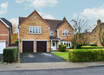 Thumbnail 5 bed detached house for sale in The Thatchers, Thorley, Bishop's Stortford