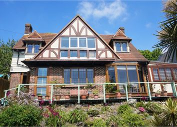 Thumbnail 3 bed detached house for sale in St. Albans Road, Ventnor
