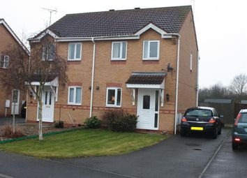 Thumbnail 2 bed semi-detached house to rent in Fulwood Drive, Long Eaton, Nottingham
