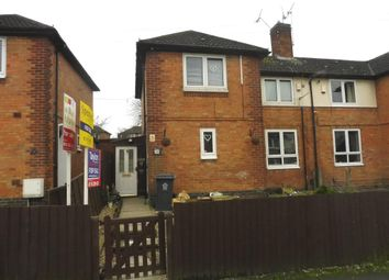 Thumbnail 3 bedroom semi-detached house for sale in Winforde Crescent, Braunstone, Leicester