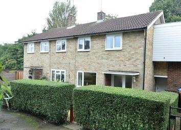 Thumbnail 2 bedroom terraced house for sale in Burycroft, Welwyn Garden City, Hertfordshire