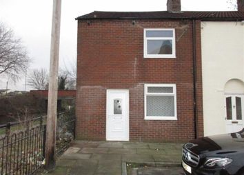 Thumbnail 2 bed end terrace house for sale in Elizabeth Street, Leigh