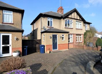 Thumbnail 3 bed semi-detached house for sale in Somaford Grove, East Barnet