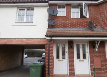 Thumbnail 2 bed maisonette to rent in Plymouth Road, Chafford Hundred, Essex