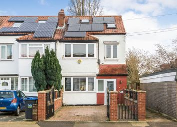 Thumbnail 4 bed semi-detached house for sale in South Park Grove, New Malden