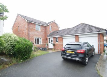 Thumbnail 4 bed detached house to rent in Humphries Park, Exmouth