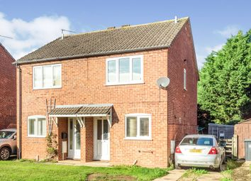 Thumbnail 2 bed semi-detached house for sale in Valletta Way, Wellesbourne, Warwick