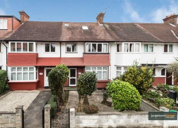 Thumbnail 3 bed terraced house to rent in Princes Avenue, Acton, London