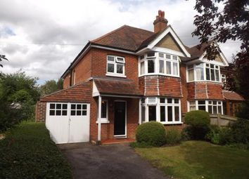 Thumbnail 4 bed semi-detached house for sale in Upper Shirley, Southampton, Hampshire