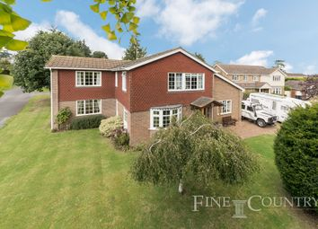 Thumbnail 4 bedroom detached house for sale in Witham
