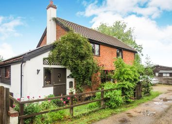 Thumbnail 2 bed property for sale in Yaxley Road, Mellis, Eye
