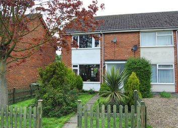 Thumbnail 3 bed semi-detached house for sale in Troughton Walk, South Witham, Grantham
