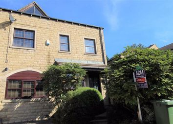 Thumbnail 3 bedroom end terrace house for sale in Grove Nook, Longwood, Huddersfield