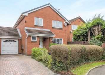 Thumbnail 3 bed detached house for sale in Westhay Crescent, Birchwood, Warrington, Cheshire