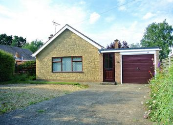 Thumbnail 3 bed detached bungalow for sale in Fen Road, Pointon, Lincolnshire