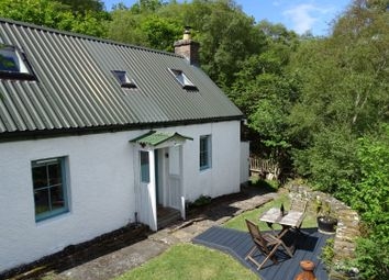 Thumbnail 2 bed cottage for sale in Applecross, Strathcarron