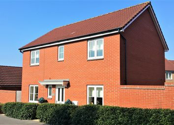 Thumbnail 4 bed detached house for sale in Indigo Walk, Bridgwater