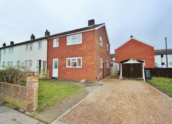 Thumbnail 3 bedroom end terrace house to rent in Lodge Lane, Romford