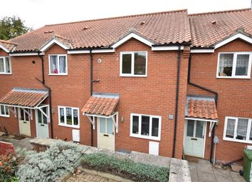 Thumbnail 2 bed terraced house to rent in Quaker Mews, Fakenham