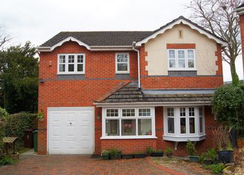 Thumbnail 4 bed detached house for sale in Laureate Way, Denton, Manchester