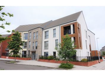 Thumbnail 1 bed flat for sale in Mildren Way, Plymouth