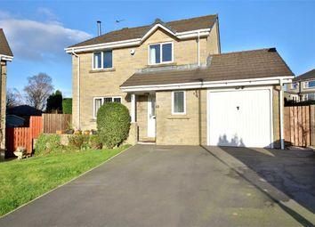 Thumbnail 4 bed detached house for sale in Denbigh Drive, Clitheroe, Lancashire