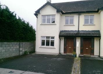 Thumbnail 3 bed semi-detached house for sale in 17 The Birches Close, Tuam, Galway