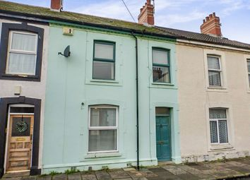 Thumbnail 3 bed terraced house for sale in Forrest Street, Grangetown, Cardiff