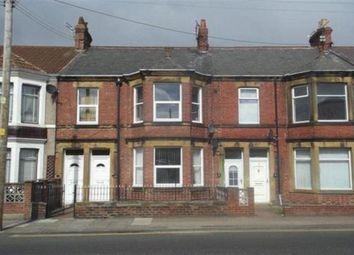 Thumbnail 2 bed flat to rent in Burdon Terrace, Bedlington