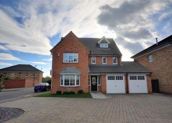 Thumbnail 5 bedroom detached house for sale in Fulbroke Close, Ryhope, Sunderland